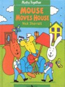 Mouse Moves House Activity Book (Reading and Math Together) -