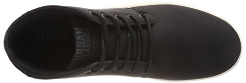 Hibi Black Urban Multicolore White Sneaker Uomo Shoe Mid Classics TW5xHw45q