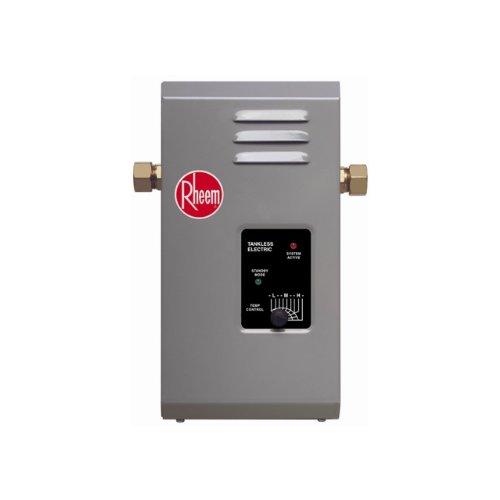 RHEEM RTE 7 Electric Tankless Water Heater, 2.5 GPM