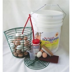The Incredible Egg Washer
