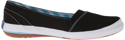 Keds Dames Cali Slip-on Fashion Sneaker Zwart