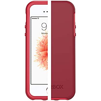 a72566975cf7 OtterBox SYMMETRY SERIES Case for iPhone SE, iPhone 5S, iPhone 5 -  Non-Retail Packaging - ROSSO CORSA