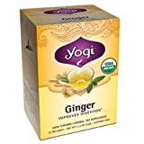 Yogi Teas Tea Ginger Org3 Review