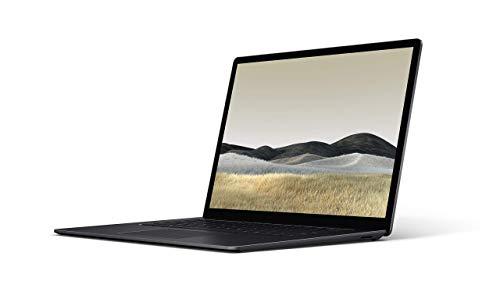 New Microsoft Surface Laptop 3 – 15″ Touch-Screen – AMD Ryzen 5, 8GB RAM, 256GB SSD – Matte Black (Renewed)