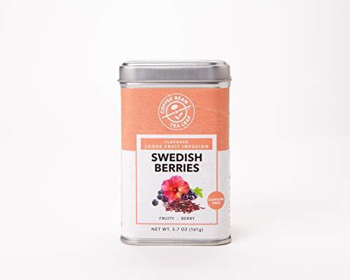 Coffee Bean & Tea Leaf Swedish Berries Infusion - loose leaf tins, 4 Pack, 4Count
