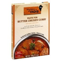 Attractive Kitchens Of India   Kitchens Of India Curry Paste Butter Chicken (6x3.5OZ )