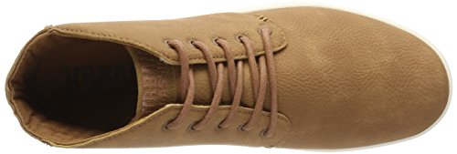 Urban Classics Baskets white Braun Shoe Mid Homme Hibi toffee gTWxq4rngw