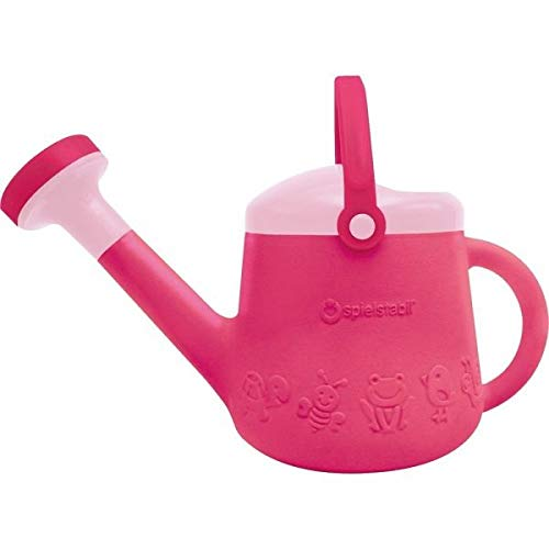 Spielstabil Pink Watering Can Princess - 1 Liter (Made in Germany)