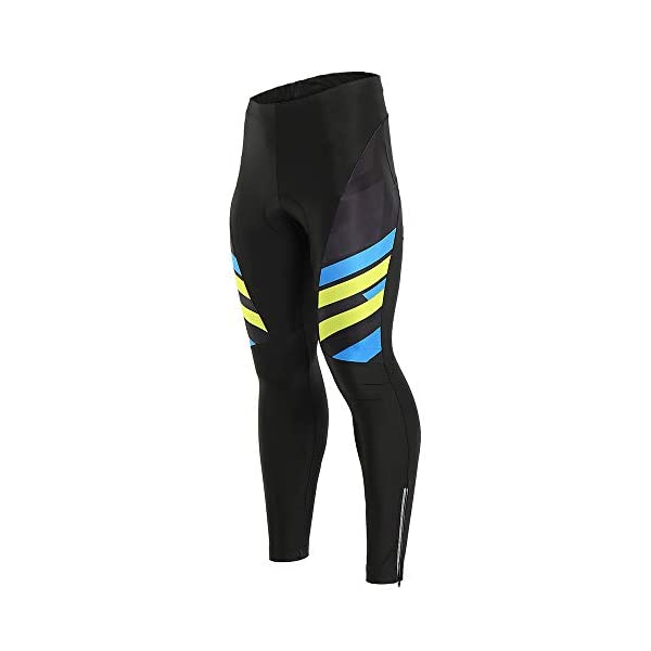 Lixada Mens Cycling Jerseys Tops Biking Shirts Long Sleeve Breathable Bike Shirt 3d Padded Pants Trousers