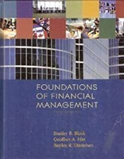Foundations of financial management stanley b block professor customers who viewed this item also viewed fandeluxe Gallery