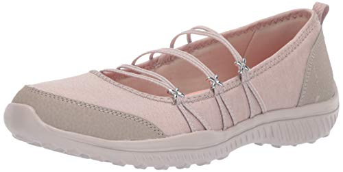 Skechers Women's Be-Lite-What-a-Twist Sneaker TPE 7 M US
