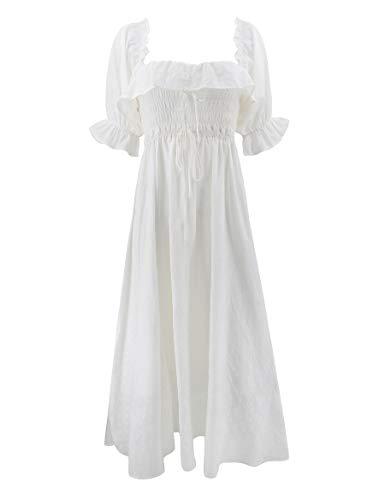 vintage cotton dresses - 1