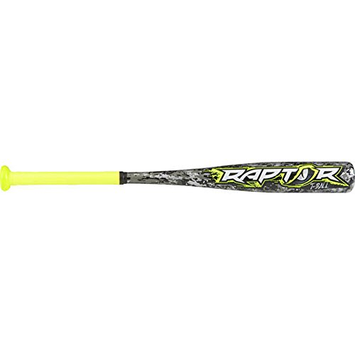Rawlings 2019 Raptor USA Youth Tball Bat, 26 inch (-12)