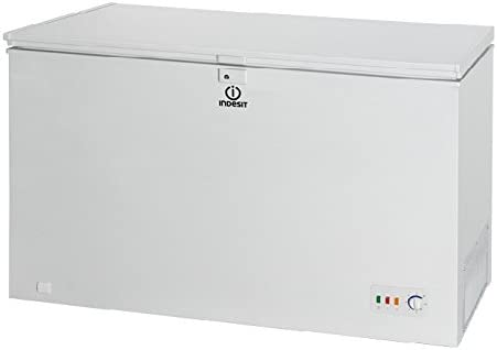 Indesit OF 1A 300 - Congelador (Baúl, Independiente, Color blanco ...