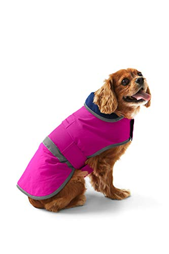 Lands' End Dog Solid Squall Jacket