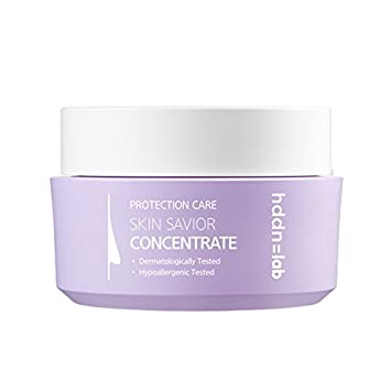 SNP Hddn Lab Skin Savior Concentrate, Brightening and Firming Functional Cream For Skin Barrier Protection – 50g