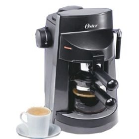 Oster 3188 4 Cup Espresso Coffee Capuccino Maker 220 Volt (Not for Use in USA