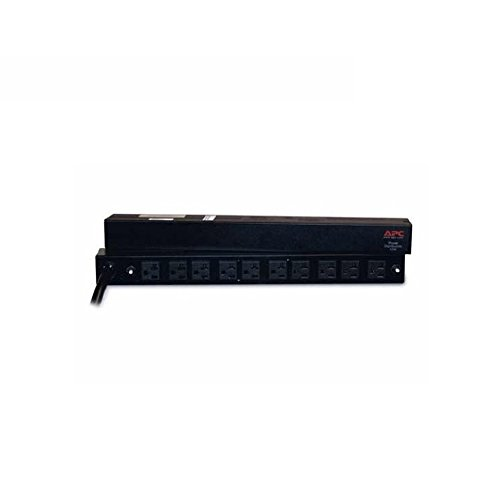 AMERICAN POWER CONVERSION BASIC RACK 1U POWER DISTRIBUTION STRIP RACK-MOUNTABLE AC 100/120 V