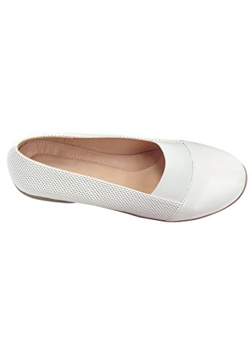 AmeriMark Womens Adult Cameron from Angel Steps White qi7crLPe