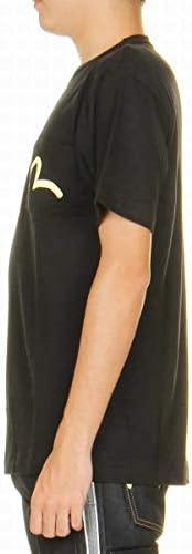 KAMOME 1 POCKET T-SHIRTS カモメ 1ポケットTシャツ エヴィス ジーンズ トレードマーク カモメマーク エヴィス ジーンズ 半袖Tシャツ