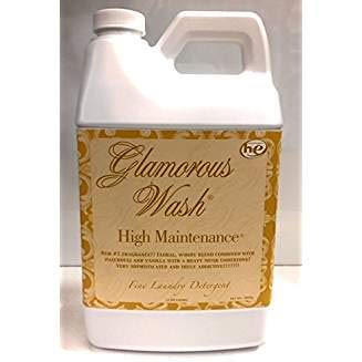 TYLER Gallon Glam Wash Laundry Detergent, HIGH MAINTENANCE - (With BONUS PEARSONS STAIN REMOVER PEN)