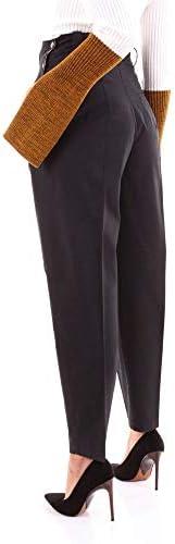 MONCLER Mode De Femme 1641700C0124NERO Noir Polyester Pantalon | Saison Outlet