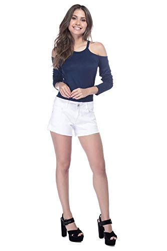 Shorts Feminino Guess Sarja