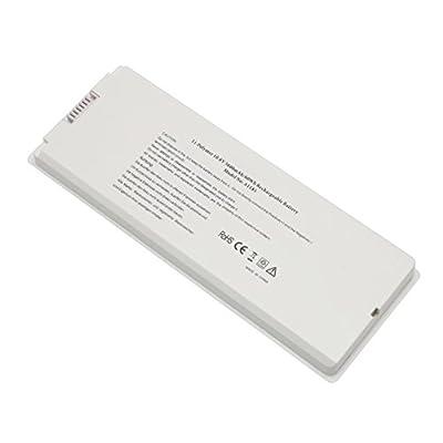 A1185 A1181 New Laptop Battery for Apple MacBook 13-inch MA566 MA561 MA254 MB402 Ma254b/a Mb062x/a White by Baj
