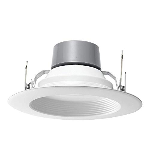 18W (120W Equivalent) 5/6 LED Recessed Downlight Retrofit Can Light ENERGY STAR 4000K (Cool White) 1170 Lumen CRI90