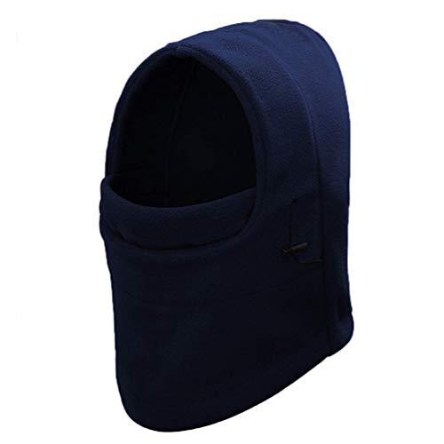 patinage chef couvre pêche garder d'équitation manteau ski vent bleu complète de au protection coupe chapeau écharpe masque d'hiver chaud bonnet Zhrui Zawnq7zz