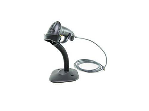 (Formerly Motorola Symbol) LS2208 Digital Handheld Barcode Scanner with Stand and USB Cable (Renewed)
