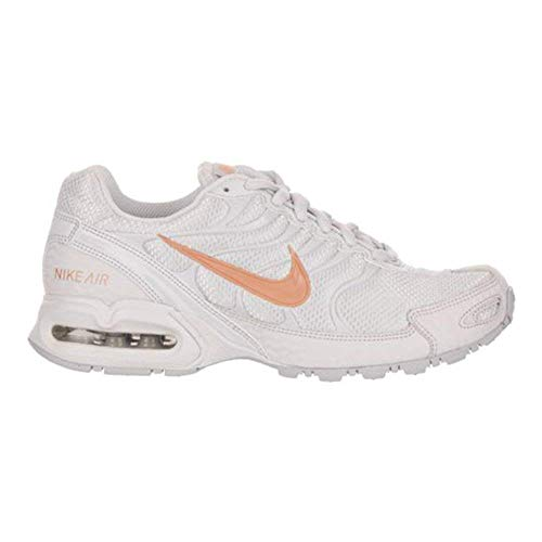 Nike Women's Air Max Torch 4 Running Shoes (8.5 M US, Pure Platinum/Metallic Rose Gold/Wolf Grey)