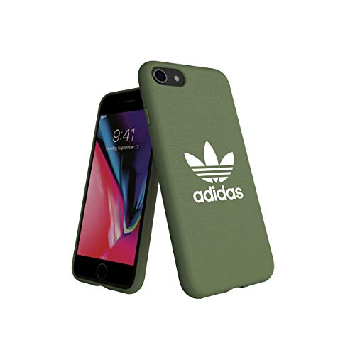 7b32913f678ac adidas Originals Moulded Case Compatible with iPhone 6/6S/7/8 - Green/White