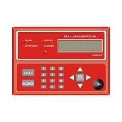Silent Knight SK-5235 remote annunciator Fire Alarm Control Panel