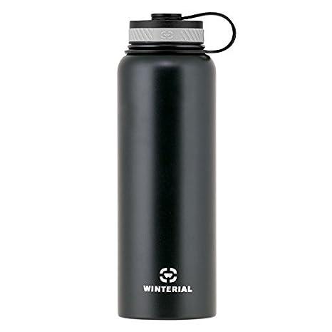 Amazon.com  Winterial 40-Ounce (Oz) Insulated Water Bottle 1deea6d9b