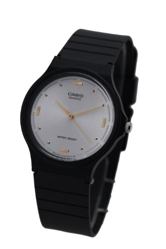 Casio MQ76 7A1 Black Resin Quartz