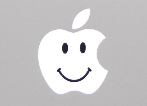 Lini - Pegatina de emoticono sonriente para Apple MacBook Air y ...