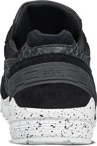 black Sight Gel Scarpa Asics Asics Gel qRpwC0S
