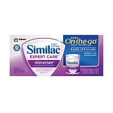 Similac Expert Care Alimentum Formula Ready-to-Feed 6-PK (8 fl oz) by Abbott Nutrition