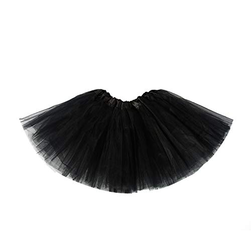 belababy Girl Skirts 3 Layers Organza Baby Tutu, 31 Colors