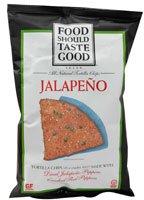 Food Should Taste Good Chip Tortla Jalapeno