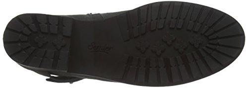 SemlerZara - botas Mujer Gris - Grau (004 grau)