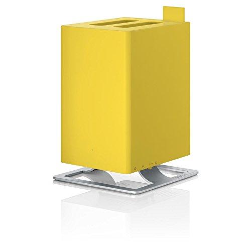 Stadler Form A-006 Anton Cool Mist Ultrasonic Portable Air Humidifier, Yellow