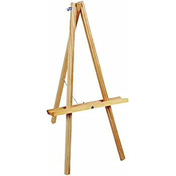 Loew Cornell 956 20 Inch Natural Wood Table Easel