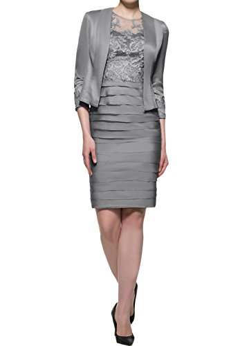 Ivydressing - Vestido - Estuche - para mujer gris