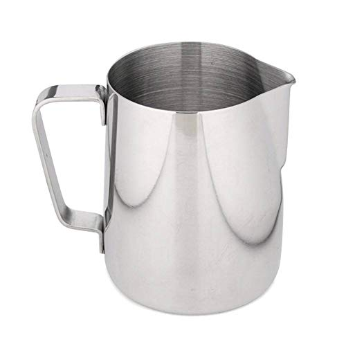BFY 350ml Stainless Steel Frothing Pitcher Milk Coffee Tea Jug Kitchen Cup Craft by BFY
