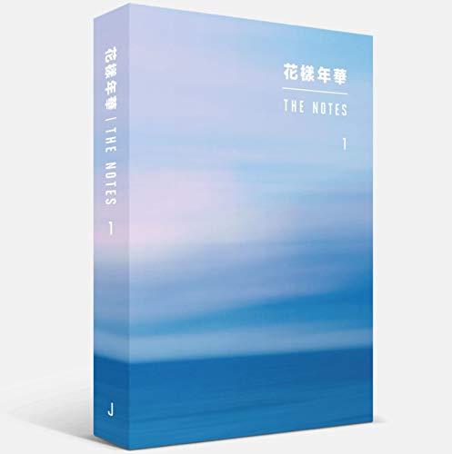 BTS 방탄 소년단 화#年꽃 THE NOTES 1 ◆KOKOKOREA한정 클리어 포토 카드 부착 (일본어(JAPANESE))