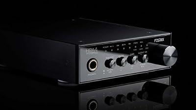 Fostex HP-A4 32 bit multi-format audio converter D/A and premium Headphone Amplifier