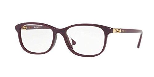Eyeglasses Vogue VO 5163 F 2575 RED - Purple Glasses Vogue