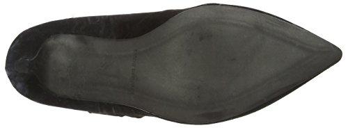 Moda In Pelle Carmelo - zapatos de vestir de cuero mujer negro - negro